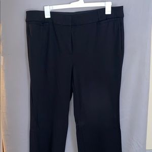 NWOT Lane Bryant Allie Bootcut Trousers